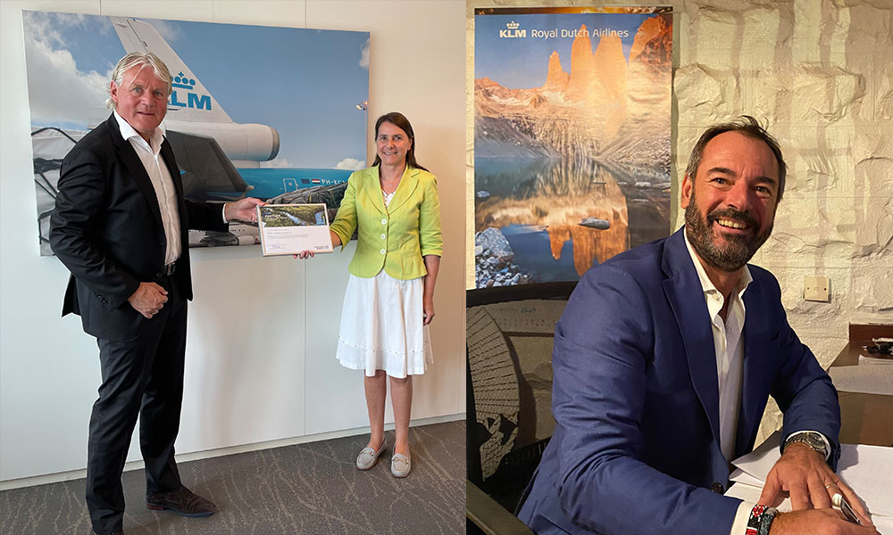 Air France KLM Martinair Cargo partners with Total Touch Cargo for SAF programme
