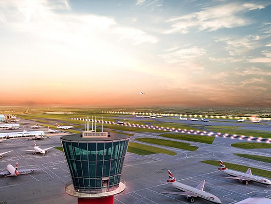 Heathrow launches largest public consultations for new airspace design