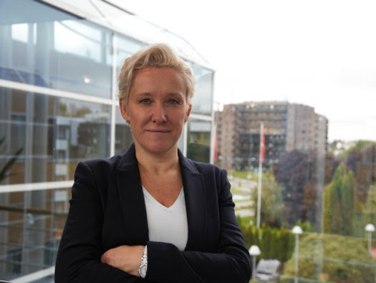 Helga Bollmann Leknes becomes the chief commercial officer of Norwegian