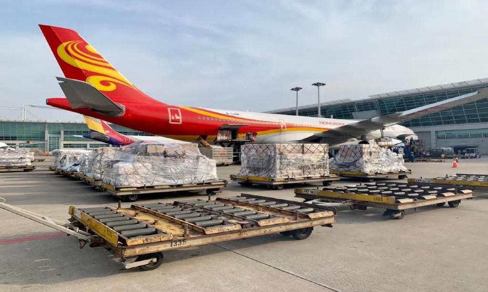 CSMIA welcomes Hong Kong Air Cargo Carrier Limited to Mumbai