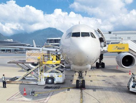 Hong Kong International Airport sees spike in freighter movements