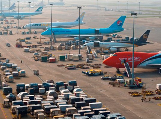 Hong Kong tops ACI's world busiest cargo airport ranking