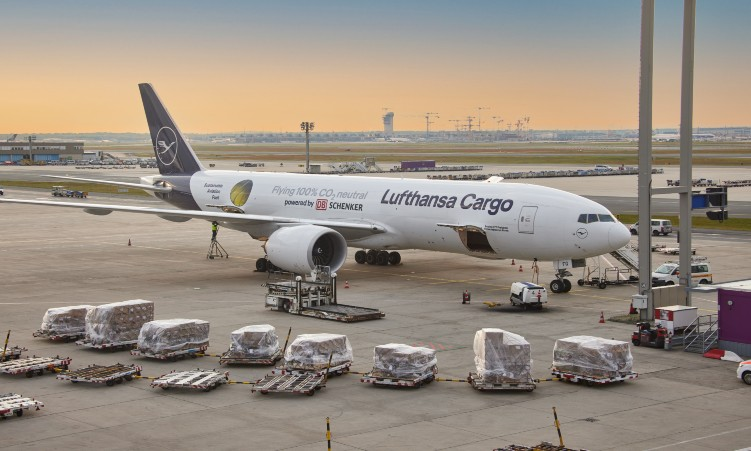 How Lufthansa Cargo is forging a sustainable, digital future