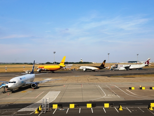 Cargo exceeds 112,000 tonnes in 2016 at Budapest Airport