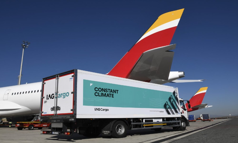 IAG Cargo celebrates its tenth anniversary this month – marking a decade of transporting vital shipments safely and efficiently for customers across the world.