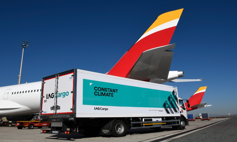 IAG Cargo makes a strong start to 2021; Q1 revenues at €350 million
