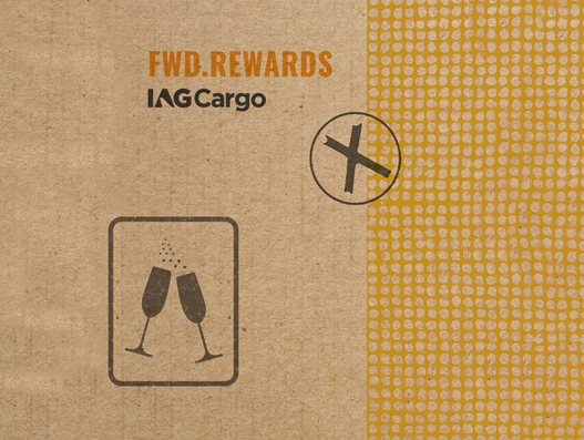 IAG Cargo launches global loyalty programme FWD.Rewards