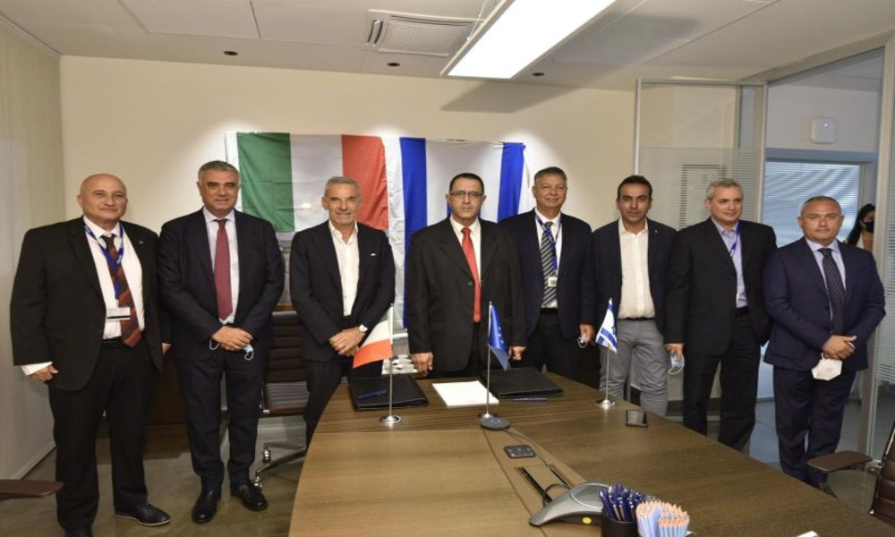 IAI to open first P2F conversion site in Naples, Italy