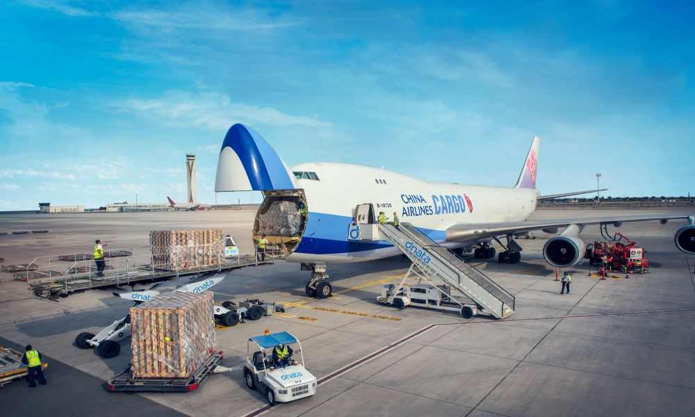 IATA releases first half-year air cargo data; is strongest since 2017