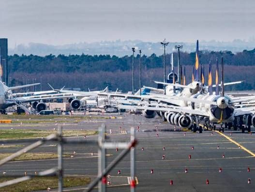 Global air transport revenues to fall 50%; cargo revenues to rise: IATA