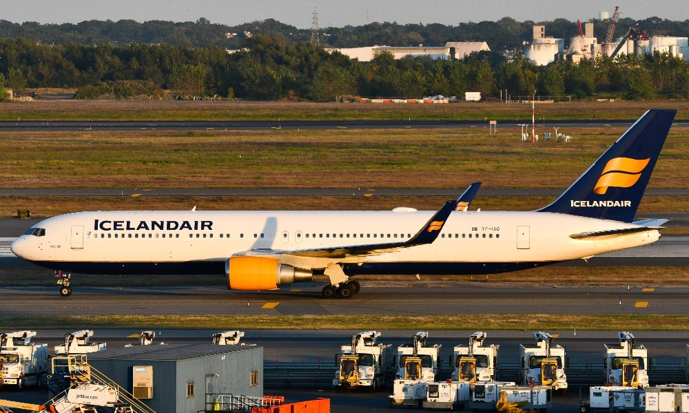 Titan Aircraft acquires two 767-300ER aircraft from Icelandair