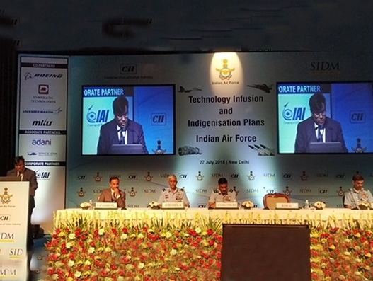Indian Air Force explores private participation for indigenisation in defence manufacturing