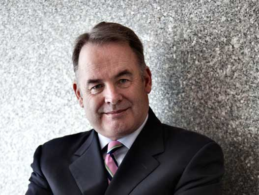 James Hogan to step down as Etihad's President and CEO in the second half of 2017
