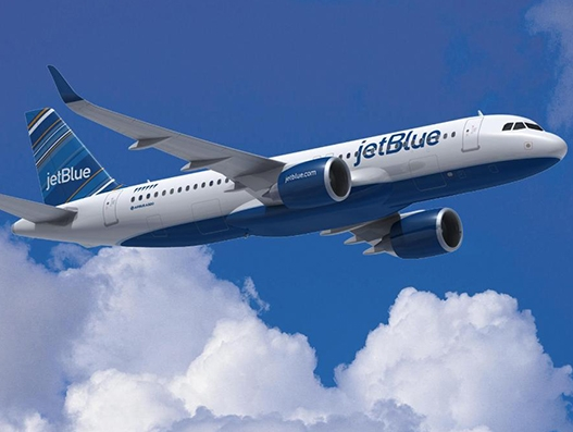 P&W Geared Turbofan engines to power JetBlue's additional 45 A320neo aircraft