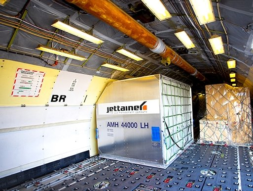 Jettainer, ASL Airlines Belgium ink five-year ULD management contract
