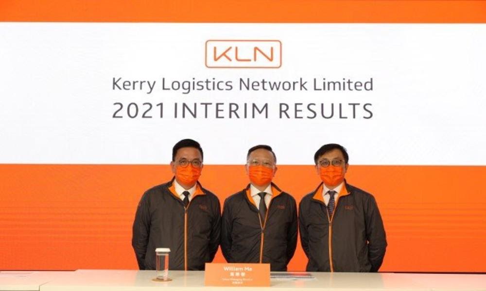 Kerry Logistics Network core net profit up by 81 percent