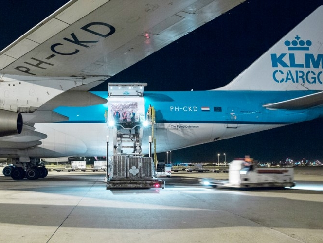 Interview with Marcel de Nooijer of Air France KLM Cargo