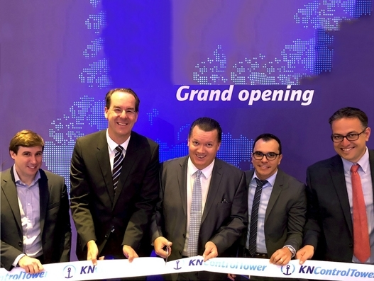 K+ N opens new Integrated Logistics Control Centre in Bogotá