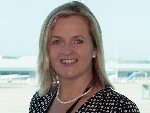 Karen Smart will join East Midlands Airport as managing director in April