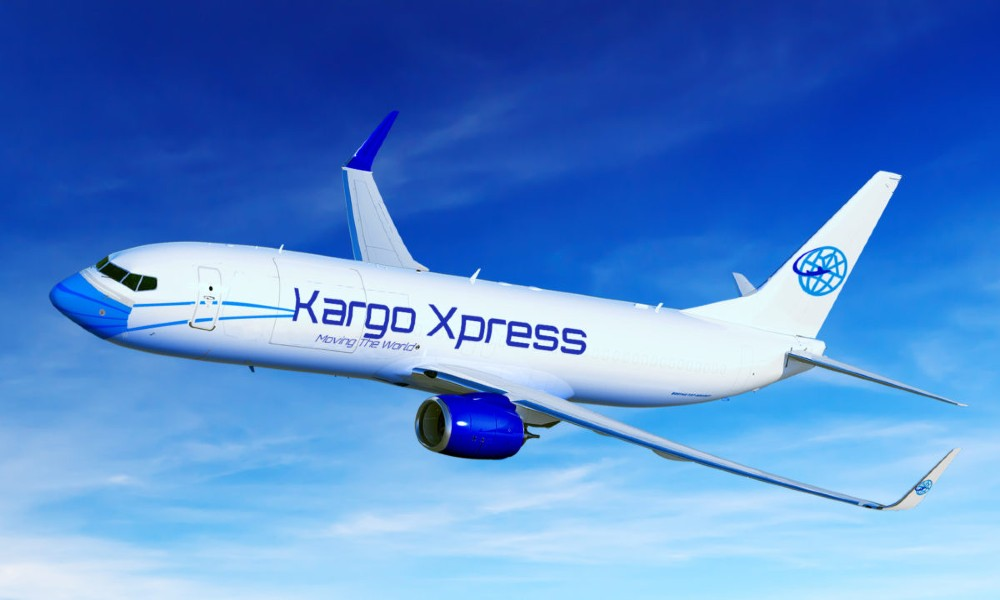 Kargo Xpress to get 737-800 BCF on lease from GECAS