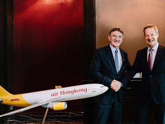 DHL to buy eight Airbus 300-600F cargo planes from Air Hong Kong