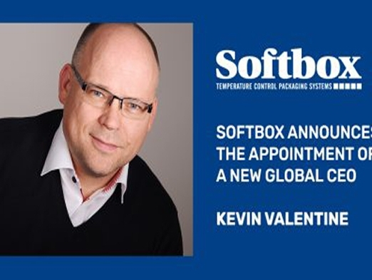 Softbox names Kevin Valentine as new global CEO