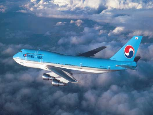Korean Air Cargo connects Delhi to its network with a B777 freighter