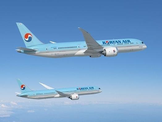 Korean Air finalises 787 Dreamliner order