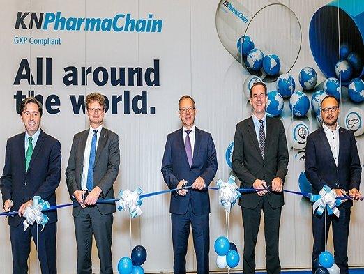 Kuehne + Nagel adds expanded pharma hub in Belgium to the KN PharmaChain network