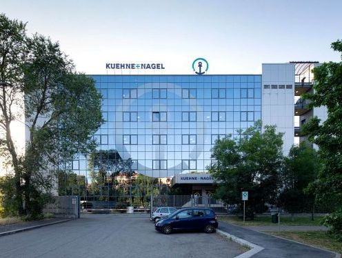 Kuehne+Nagel to manage Pearson Italy's logistics activities