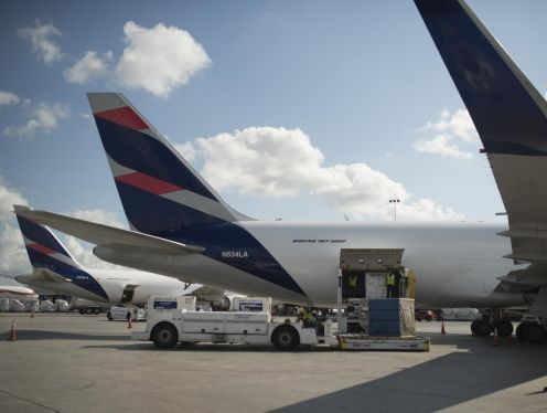 LATAM Cargo offers stable capacity between South America, US, Mexico