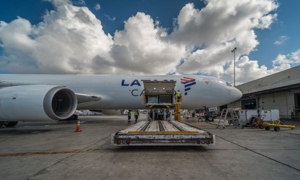 LATAM Group to add 10 more Boeing 767 converted freighers to its fleet