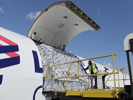 LATAM Cargo transports more than 7,400 tonnes of flowers for Mother's Day
