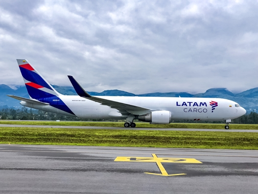 LATAM Cargo opens pharma hub in Denmark