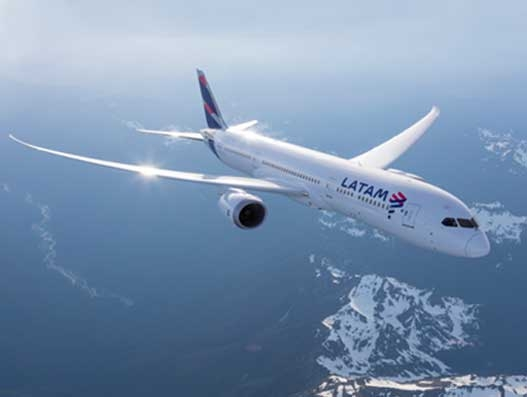 LATAM Airlines to launch its longest non-stop flight ever between Santiago and Melbourne, Australia