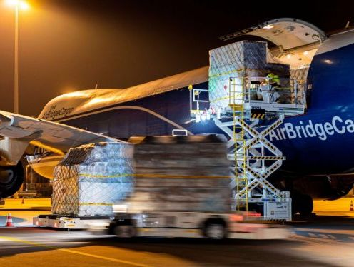 Leipzig/Halle Airport's May cargo volumes up by 5.4%