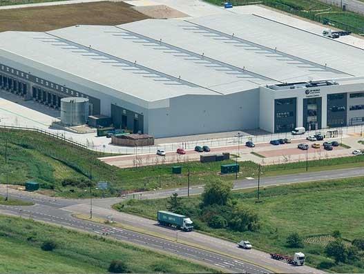 Lidl UK to set up distribution facility at DP World London Gateway Logistics Park