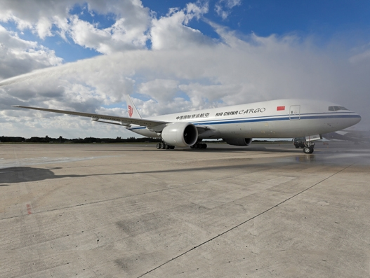 New airline customer for Liege Airport