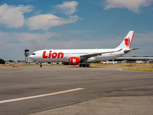 Lion Air adds new A330neo aircraft to its fleet