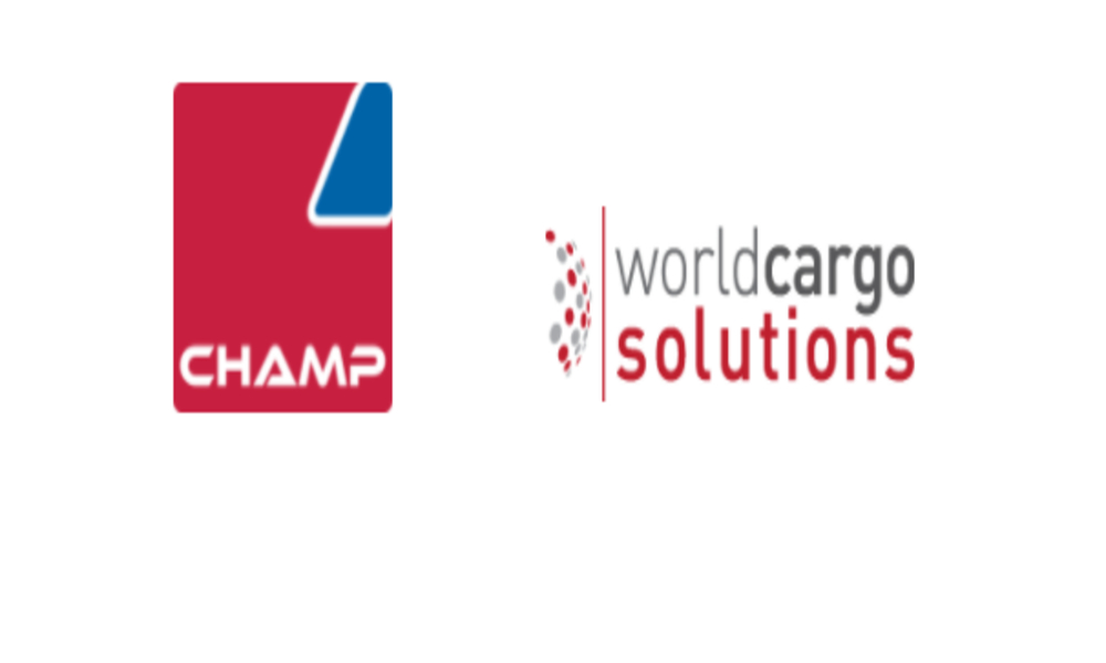 World Cargo Solutions signs up with CHAMP Cargosystem