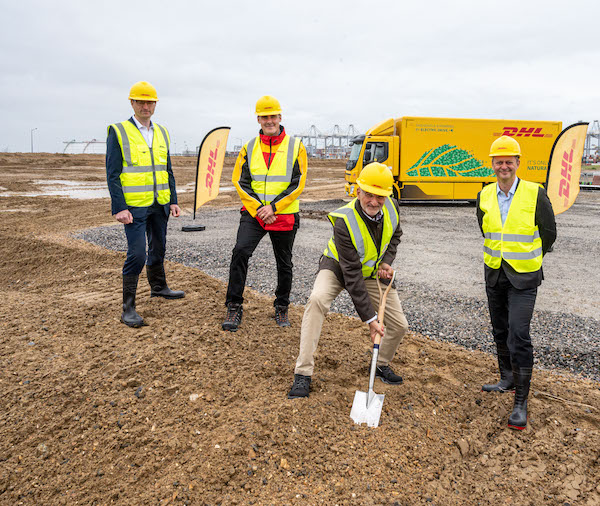 DHL Supply Chain commences construction of London Gateway sustainable logistics facility