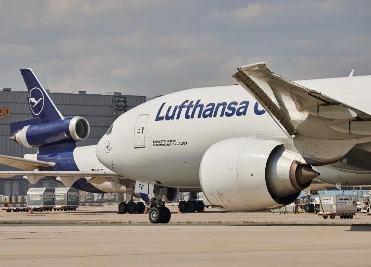 Lufthansa Cargo adds 15th B777F to its fleet