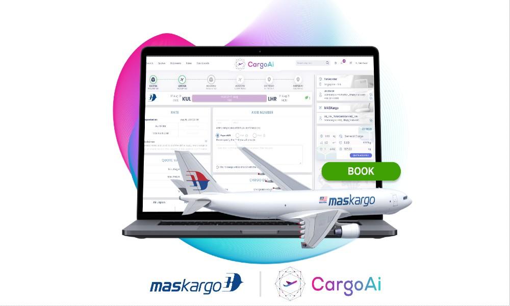 MASkargo and CargoAi partner to digitise Air Cargo in APAC region