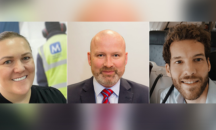 Menzies Aviation grows MEAA leadership team with three senior appointments