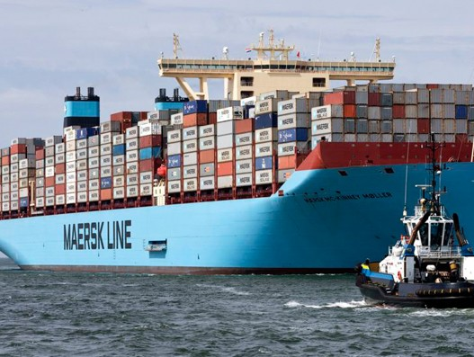 Maersk Line invests in NYSHEX to strengthens the container shipping industry