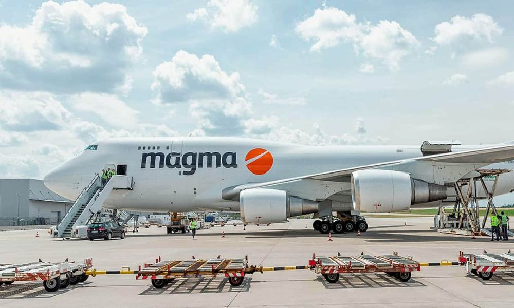 Magma Aviation adds one more B747-400F aircraft to its fleet