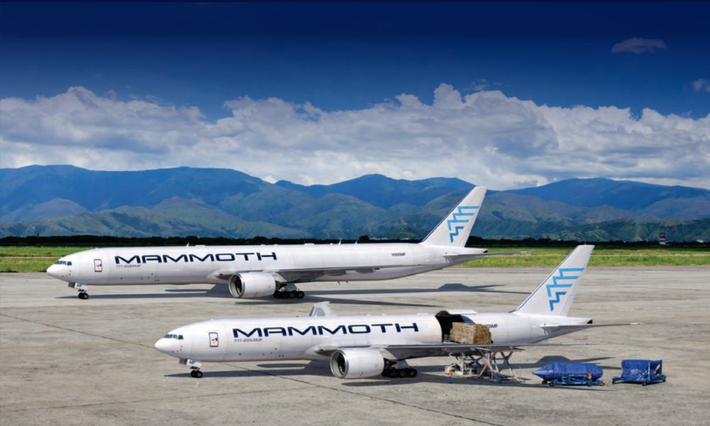 Mammoth Freighters support 777P2F conversion programme with MRO facility