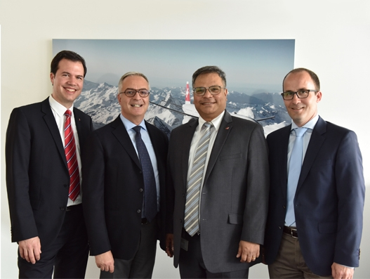 Swiss WorldCargo restructures organisational setup