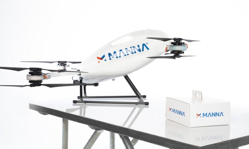 IAA issues light UAS operator certificate to Manna Aero