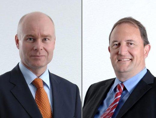 New roles for Swissport's Rudolf Steiner and Mark Skinner